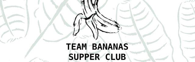 Team Bananas Persian supper club