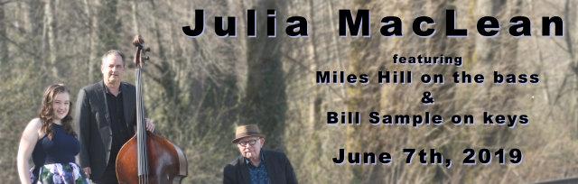 Julia MacLean - Jazz Dinner Concert