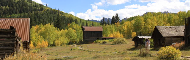 History Hike; Ashcroft Ghost Town