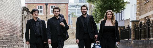 Sunday Concert: Piatti Quartet
