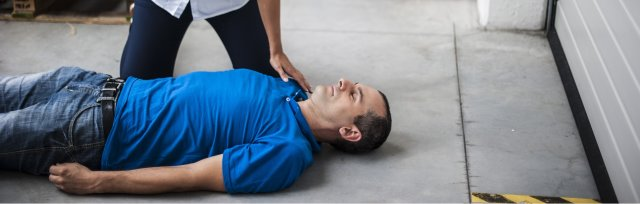 Emergency First Aid at Work - Northampton