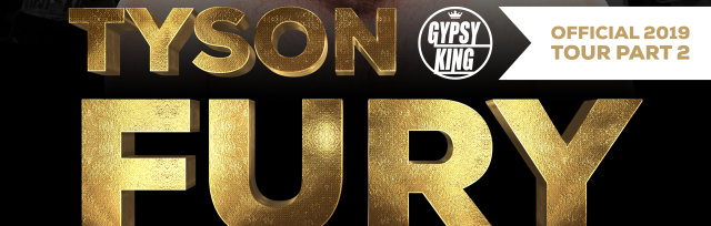 Tyson Fury - Worcester
