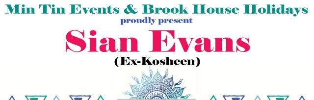 Sian Evans (Ex-Kosheen) and friends