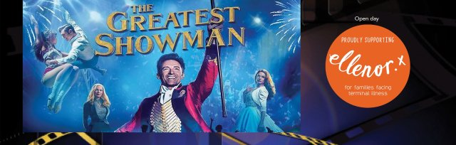 Open air cinema - The Greatest Showman