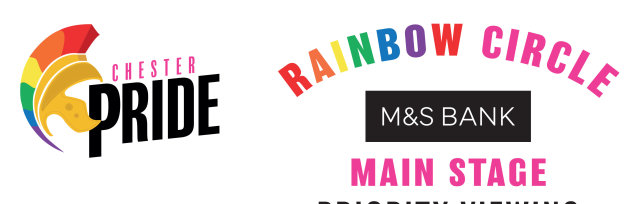 Chester Pride Rainbow Circle