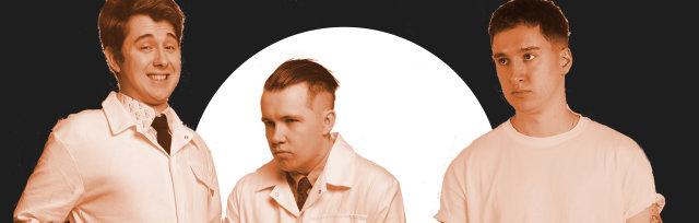 Jacob Hawley + Moon @ Aces & Eights
