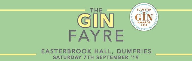 The Gin Fayre: Dumfries