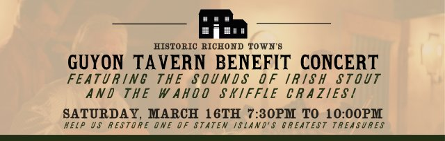 Guyon Tavern Benefit Concert
