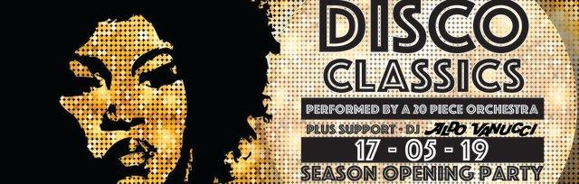 Disco Classics - Season Opening Party