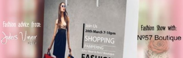FORS Fashion, Pamper & Shopping Evening