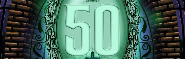 A Swinging Wake 50th Anniversary