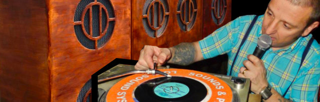 Valve sound system special starring Phil Bush / Sounds & Pressure lo-fi sound system