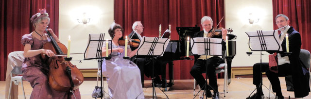 A Jane Austen Regency Ball - In association with the Wirral Arts Festival