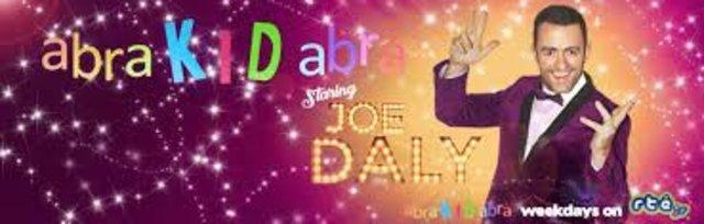 Joe Daly - Abrakidabra Magician