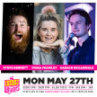 Cherry Comedy at Whelan's with Steve Bennett and More! image