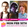 Cherry Comedy at Whelan's with Ryan Cullen & More! image