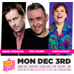 Cherry Comedy at Whelan's with Ardal O'Hanlon & More! image