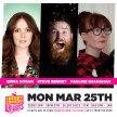 Cherry Comedy at Whelan's at Whelan's with Emma Doran & More! image
