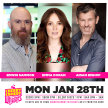 Cherry Comedy at Whelan's with Edwin Sammon & More! image
