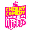 Cherry Comedy Season Ticket image