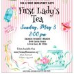 First Lady's Tea - May 2, 2021/ SOLD OUT image