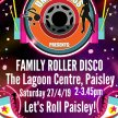 Family Roller Disco,The Lagoon Leisure Centre, Paisley image