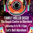Family Roller Disco, Beach Centre, Aberdeen image