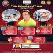 Y GEE MAHENDRA Europe Tour - Ragasiyam Parama Ragasiyam - CROYDON image