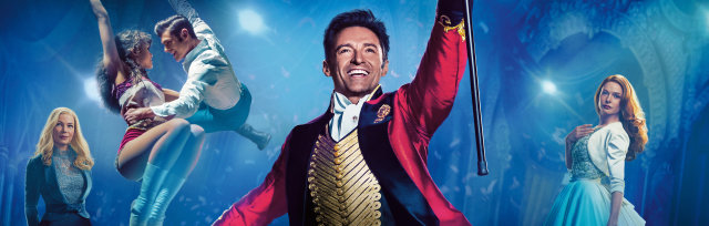 The Greatest Showman Live Cinema Experience Leeds 3.00pm Show