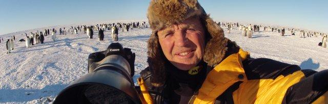 Doug Allan : Wild Images, Wild Life
