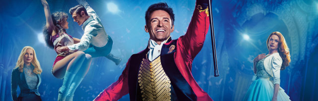The Greatest Showman Live Cinema Experience Liverpool 7.30pm Show and After Show Party