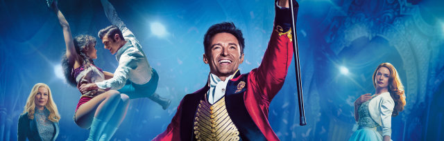 The Greatest Showman Live Cinema Experience Manchester 7.30pm Show and After Party