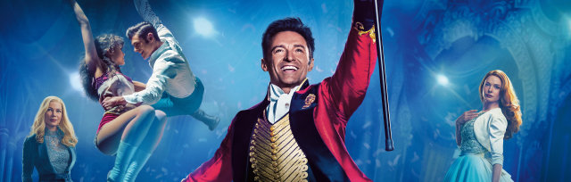 The Greatest Showman Live Cinema Experience Pontypool 7.30pm Show and After Show Party