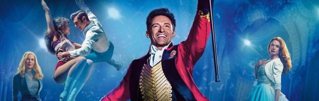 The Greatest Showman Live Cinema Experience Liverpool 11.00am Show