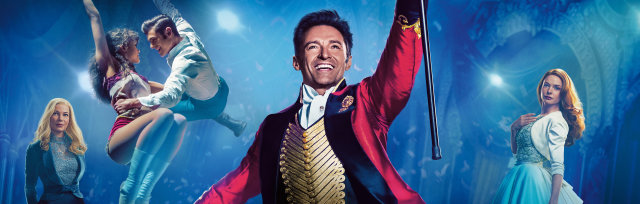 The Greatest Showman Live Cinema Experience Manchester 3.00pm Show