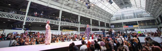 London Muslim Shopping Festival 2019