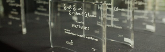 2018 South Sound Exceptional Woman Awards Banquet