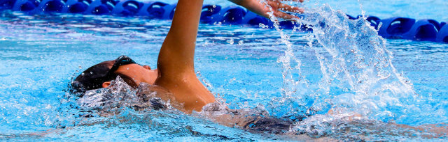 SWIMMING FUN / AGES 9 – 11