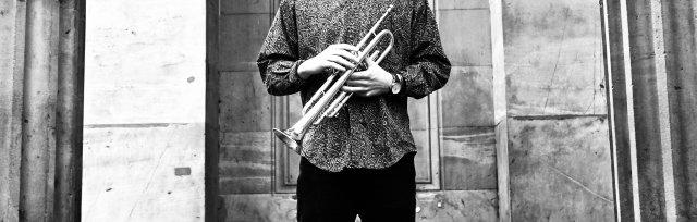 Josh Elcock Blue Arrow Big Band