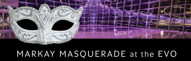 Markay Masquerade at the Evo