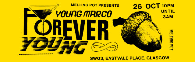 Melting Pot present Young Marco (All Night Long set)