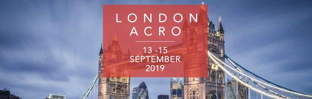 London Acro Convention 2019