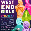 West End Girls: A Drag Extravaganza image