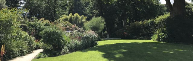 Guided Garden walk at Milntown