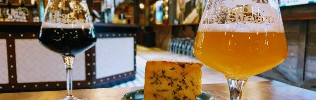 BeerYeti Presents: NZ Beer & Cheese Pairing Night!