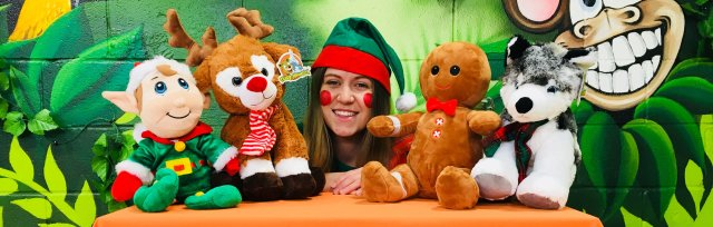 Safari MK Buddy Bear Christmas Workshops 2019!