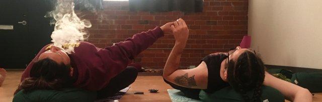 Ganja Yoga w/ Brittany