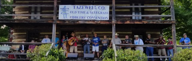 16th Annual Tazewell County Old Time & Bluegrass Fiddlers' Convention