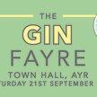 The Gin Fayre: Ayr image