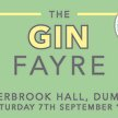 The Gin Fayre: Dumfries image